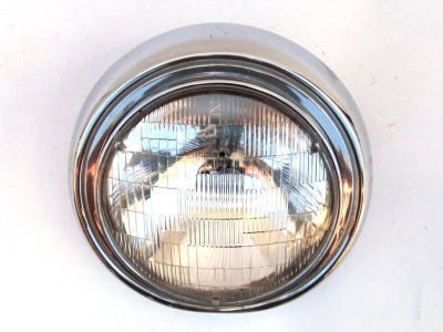 Purchase HEADLIGHT ASSEMBLY, Left, Driver Side, used, 1965 Mercedes-Benz 190D W110 motorcycle in Sparks, Nevada, US, for US $60.00