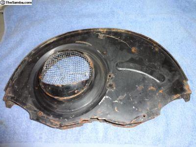 Porsche 356 912 Fan Shroud Industrial Motor