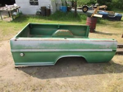 Buy I WILL SHIP RUST FREE 1967-72, FORD PICKUP TRUCK LONG BED IN WIS RAT ROD motorcycle in Wautoma, Wisconsin, United States, for US $800.00