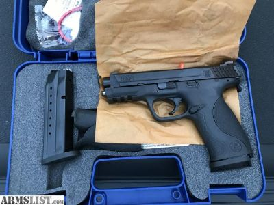 For Sale: S&W M&P Full Size 9mm New