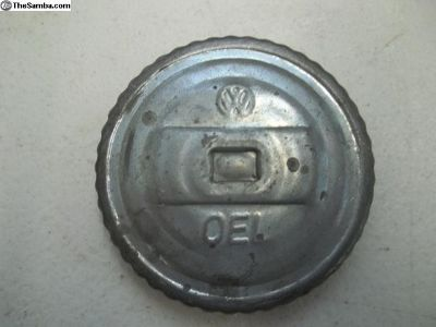 Genuine VW Oil Cap/ No gasket