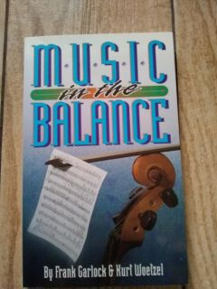 Music in the Balance