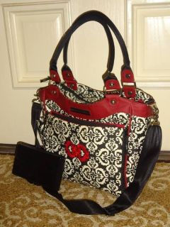 NEW Petunia Pickle Bottom Carry All Diaper Bag Tote