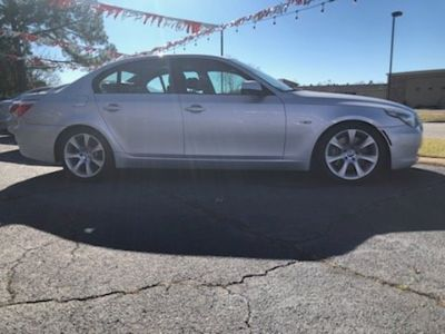 2010 BMW 5-Series 535i (Silver Or Aluminum)