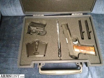 For Sale: Springfield Armory 1911 A-1 45 acp