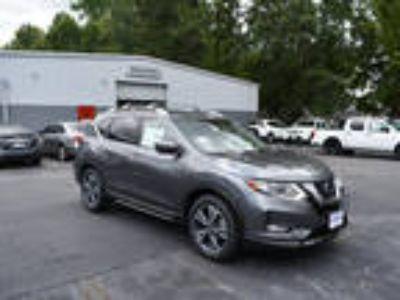 2018 Nissan Rogue Gray