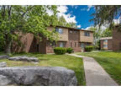 High Acres Apartments & Townhomes - Two BR, 1.5 BA 808 sq. ft.
