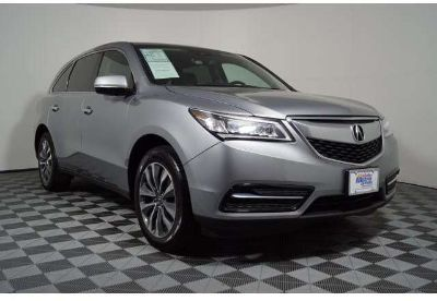 Used 2016 Acura MDX SH-AWD 4dr