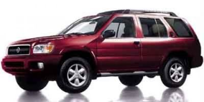 2002 Nissan Pathfinder LE (Chrome Silver Metallic)