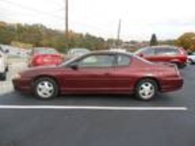 Used 2001 CHEVROLET MONTE CARLO For Sale