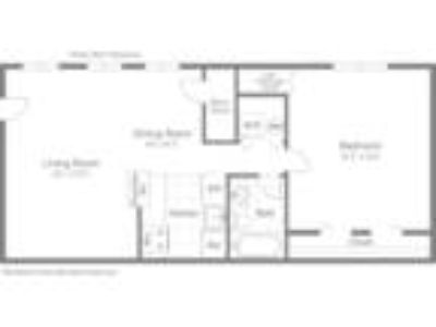 Bren Mar Apartments - One BR One BA - 663sf