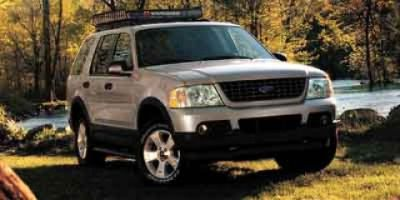 2003 Ford Explorer XLT (Green)