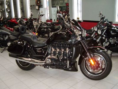2014 Triumph Rocket III Roadster ABS Cruiser Motorcycles New Haven, CT