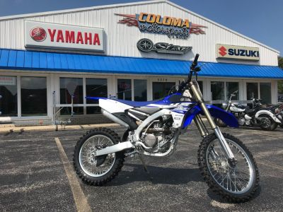 2015 Yamaha YZ250FX Competition/Off Road Motorcycles Coloma, MI