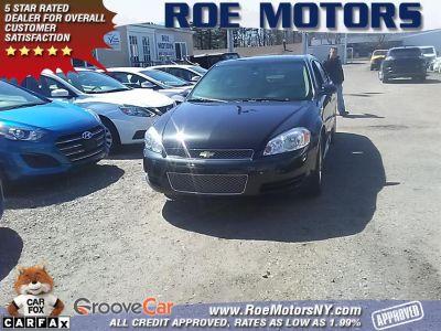 2012 Chevrolet Impala LT (Black)