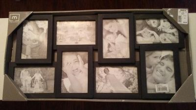 New!! Multi picture frame from Kohl's