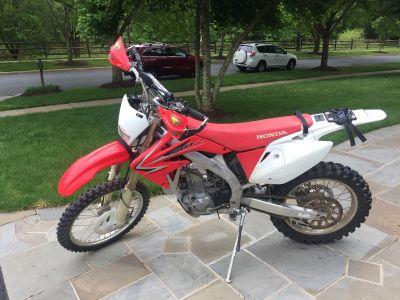 2009 Honda CRF 450X