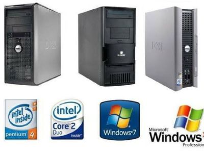 Towers, workstations, laptops**Cheap**