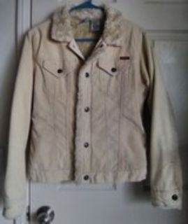 Ladies Corderoy Jacket by Roxy Jeans