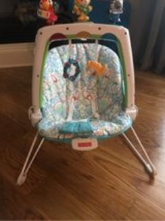 fisher price musical friends bouncer