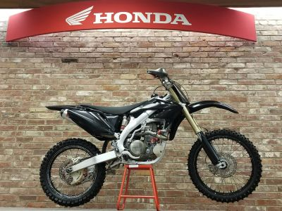 2008 Honda CRF 450R Motocross Motorcycles Statesville, NC