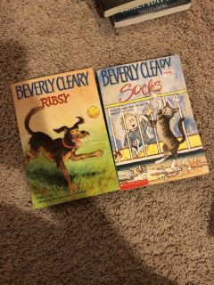 Beaverly Cleary Book Set