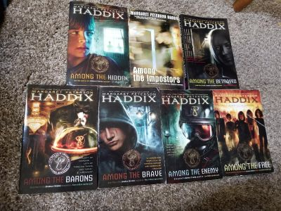 Haddix by Margaret Peterson