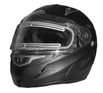 Purchase ZOX GENESSIS RN2 SVS MATTE BLACK MED HELMET W/LECTRIC SHIELD 86-56313 motorcycle in Ellington, Connecticut, US, for US $289.95