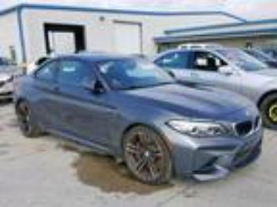 Salvage 2018 BMW M2 for Sale