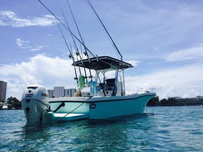 "2009 Evinrude 25"" 300 for sale in Fort Lauderdale"