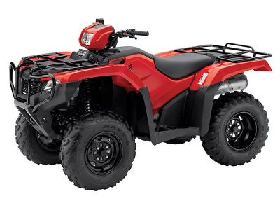 2017 Honda FourTrax Foreman 4x4 Utility ATVs Johnson City, TN