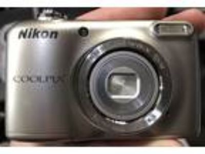 Nikon Coolpix L31 Refurbished By Nikon! Like New!