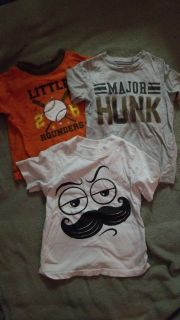 3 tees size 2t