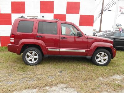 2012 Jeep Liberty Limited (Red)