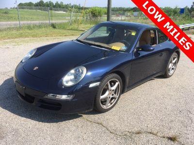 2007 Porsche 911 Carrera (Cobalt Blue Metallic)