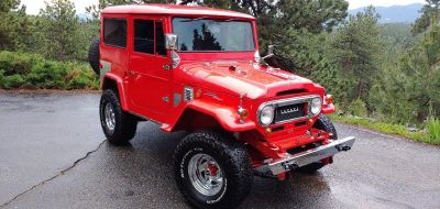 1969 Toyota Land Cruiser FJ40 Jeep