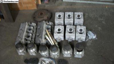 Porsche 1970 911 T engine for rebuild