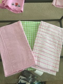Baby Burp Rags/ Cloths