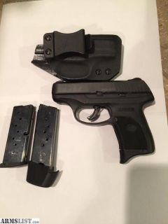 For Sale: Ruger LC9S Pro NO SAFETY