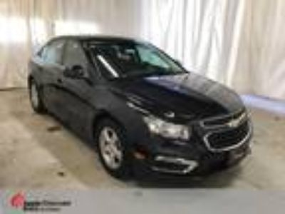 used 2016 Chevrolet Cruze for sale.