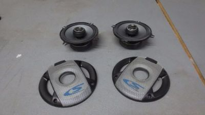 "Purchase Alpine Type-S SPS-500 2-way Speaker Pair - 5.25"" Used motorcycle in Lebanon, Tennessee, United States, for US $39.95"