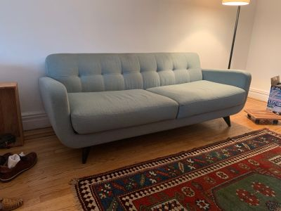$100 - Mid-Century Modern Room and Board Couch