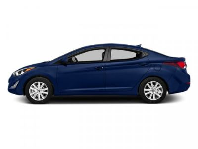 2014 Hyundai Elantra GLS (Indigo Blue Pearl)