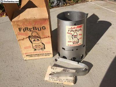 Firebug Vintage Camping Stove