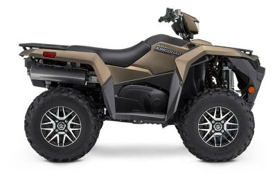 2019 Suzuki Motor of America Inc. KingQuad 750AXi Power Steering SE+ Utility ATVs Winterset, IA