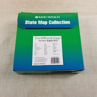 State Map Collection by Rand McNally