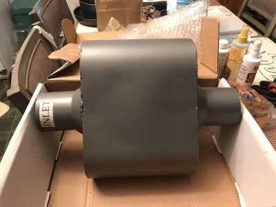 New knock off flow master mufflers