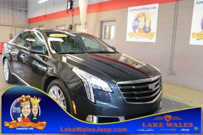 2019 Cadillac XTS Luxury Collection (gray)