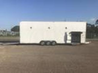 2005 34 3 car Performax stacker Trailer