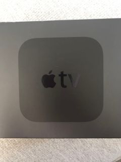 Apple TV HD 4th generation